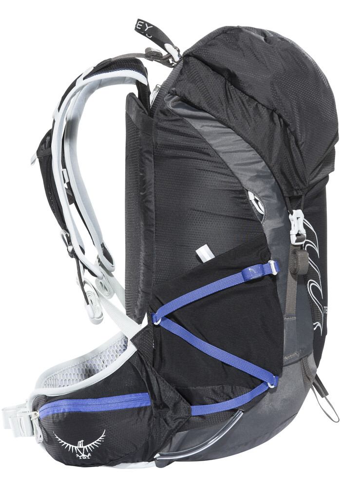black single women in osprey Osprey women's flapjill micro day pack  almost every single part of it  osprey women's flapjill backpack, black, one size.